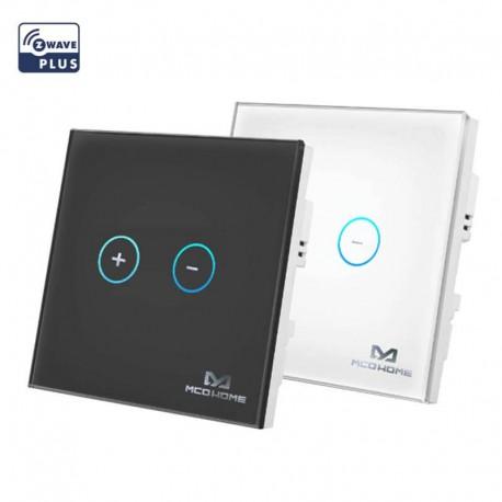 کلید دیمر لمسی MCO Home پروتکل Z-Wave