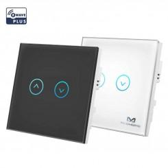 کلید لمسی پرده برقی MCO Home پروتکل Z-Wave