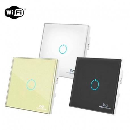 کلید تک پل هوشمند لمسی MCO HOME پروتکل WiFi