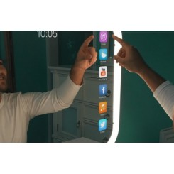 آینه لمسی هوشمند