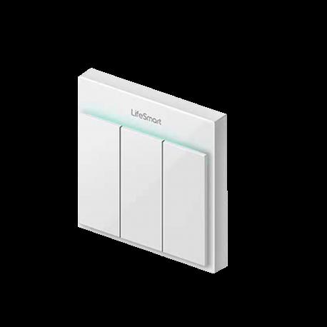 کلید کنترل پرده هوشمند LifeSmart